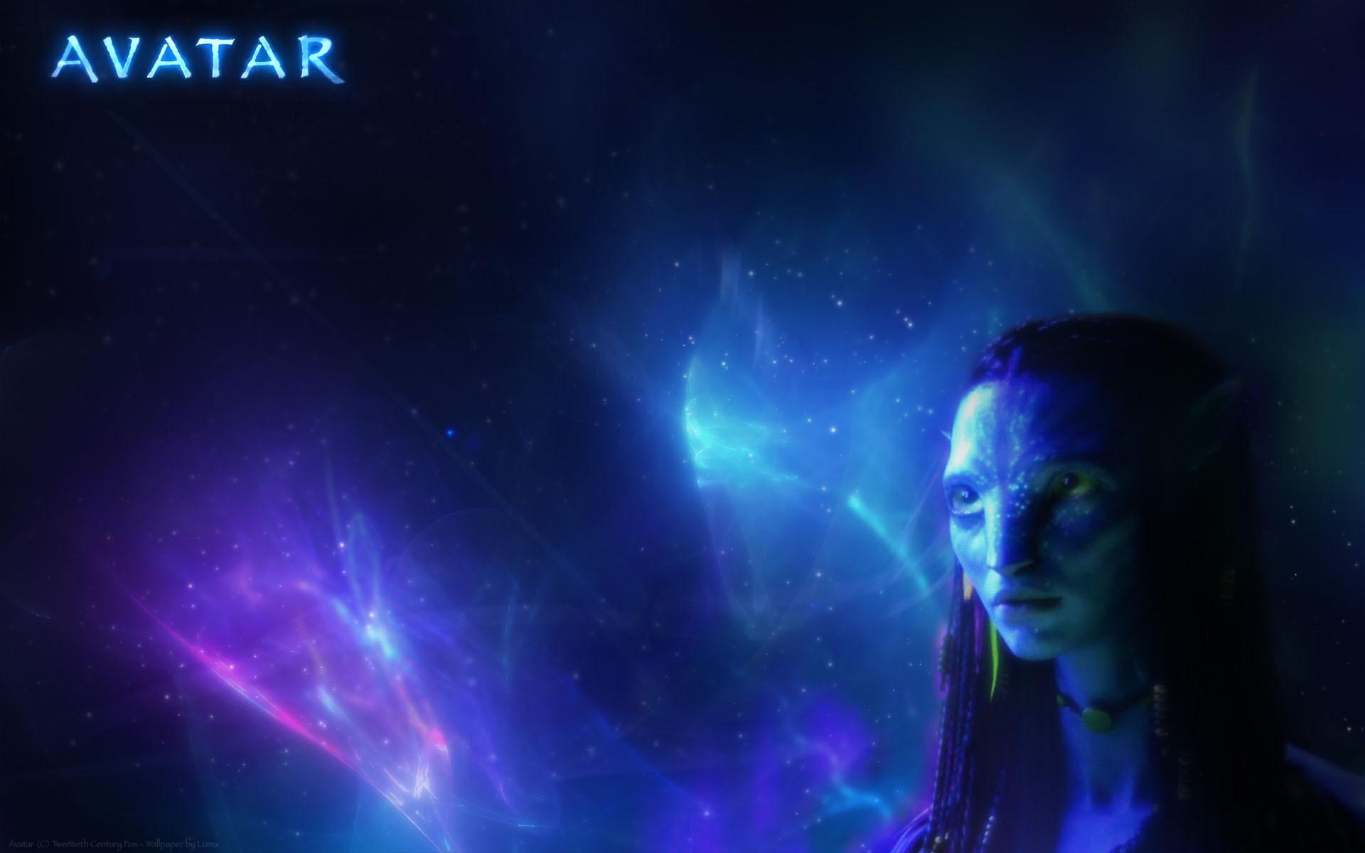 Avatar bioluminescence wallpaper