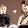 Bradley and Colin &e