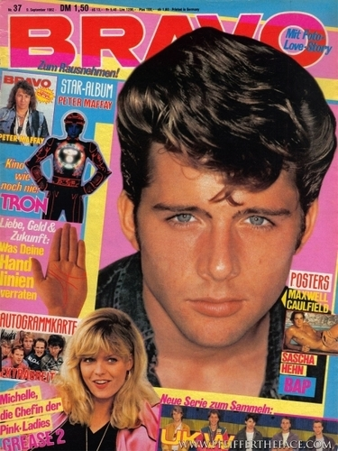 Grease 2 wallpaper containing anime titled Bravo 1982