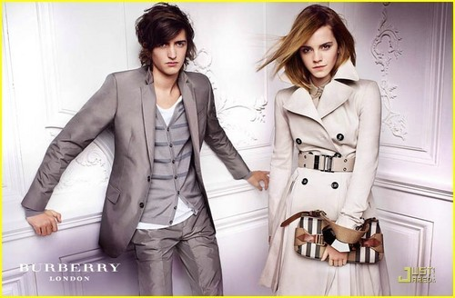 burberry Spring/Summer 2010 Campaign!