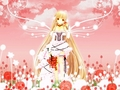 Chobits Flowers - chobits wallpaper