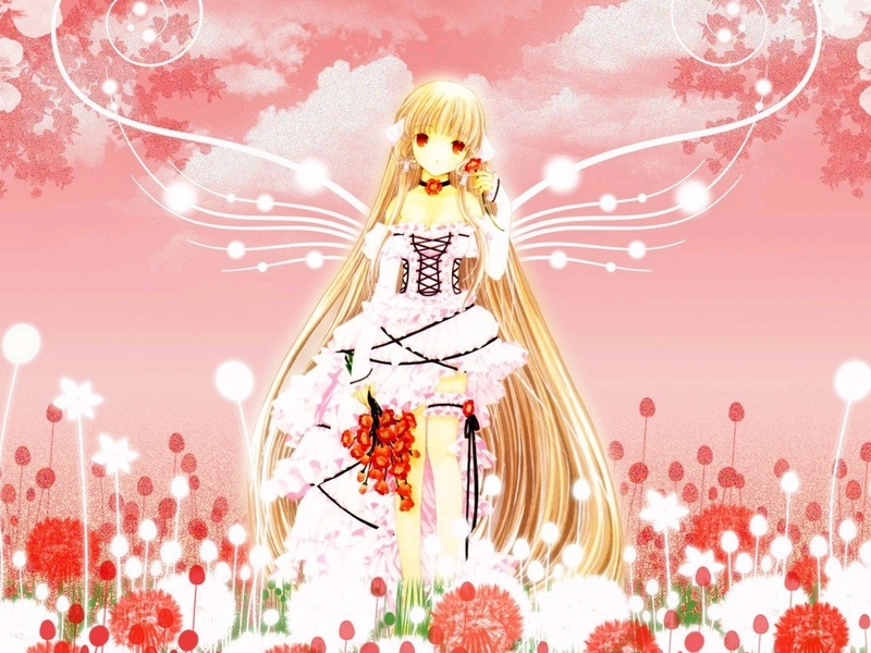 chobits wallpaper. Chobits Wallpaper