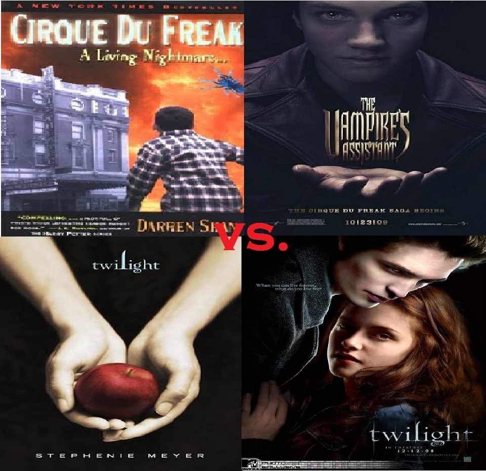 Cirque du Freak The Vampires Assistant  Wikipedia