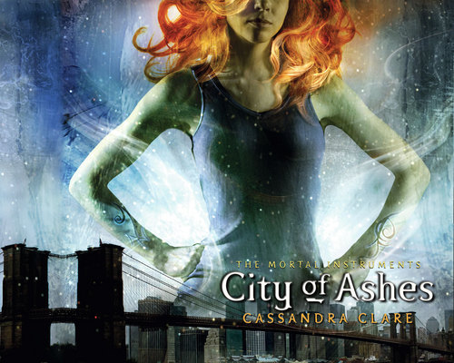 City Of Ashes wolpeyper