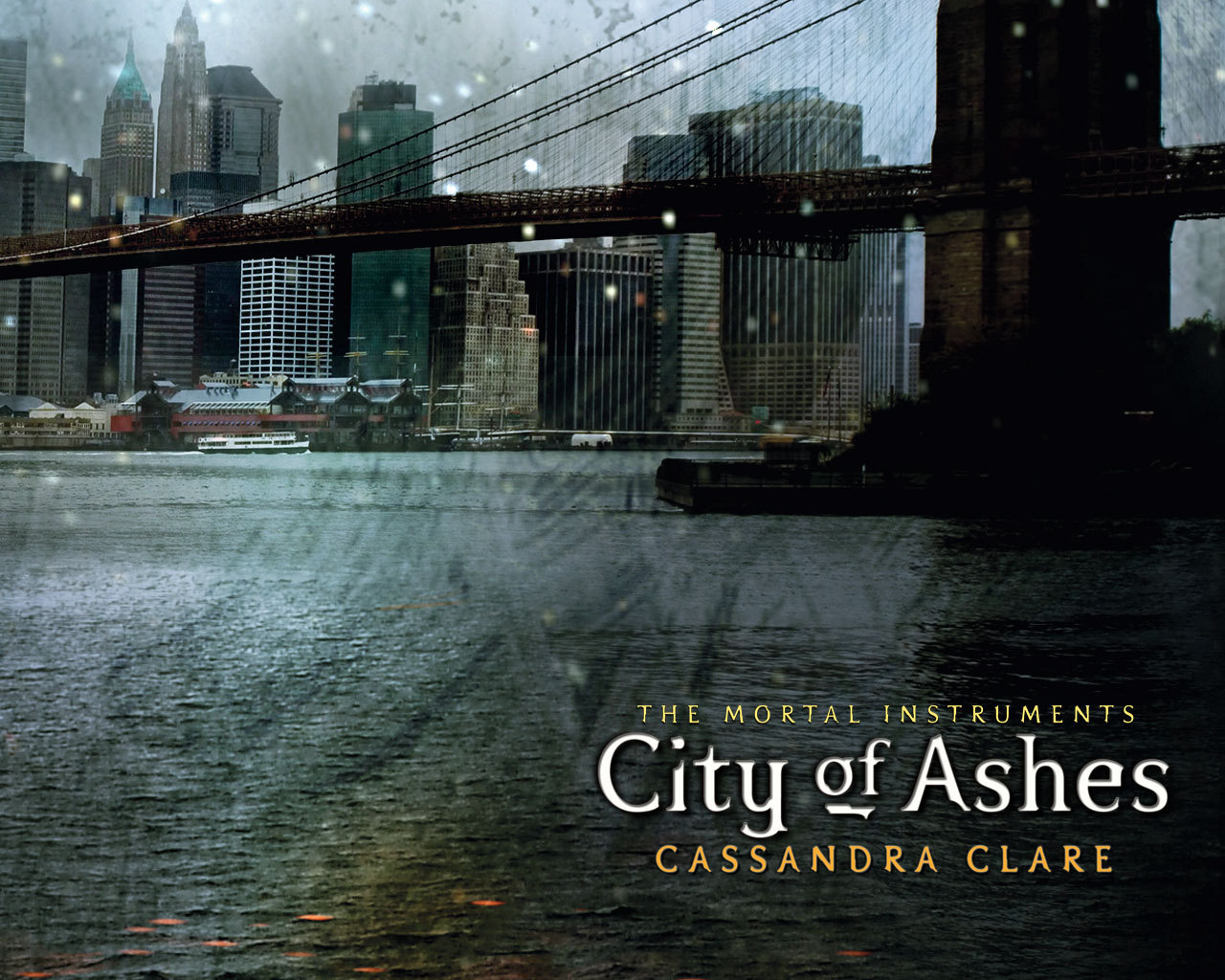 Production moves forward on 'City of Ashes' | Behind the ...
