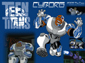 Cyborg - teen-titans wallpaper