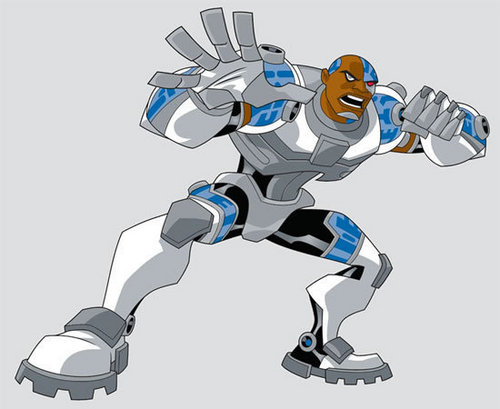 Teen Titans wallpaper called Cyborg