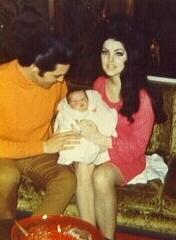 Daddy..Mami && Lisa Marie