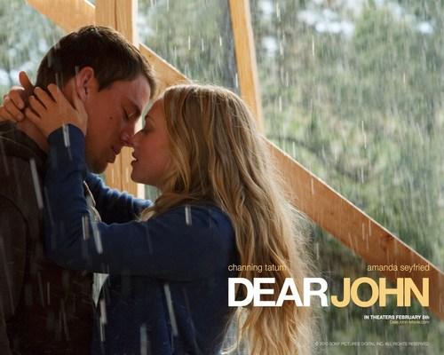 Dear John پیپر وال possibly containing a portrait titled Dear John پیپر وال