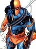 Deathstroke photo probably containing a surcoat and anime called Deathstroke ( Slade )