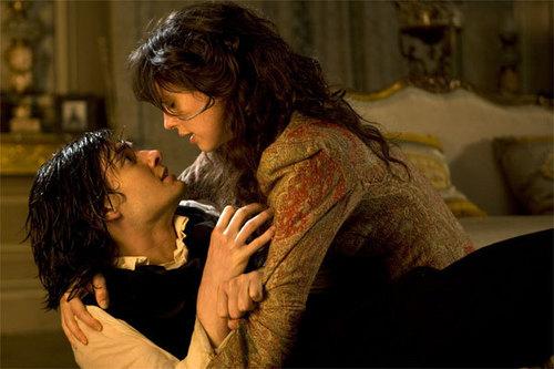 Dorian Gray and Emily Wotton