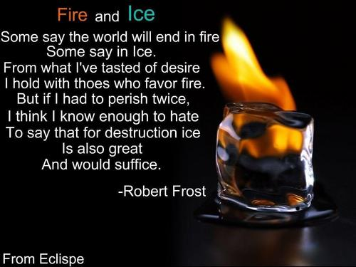 Eclipse Fire vs.Ice