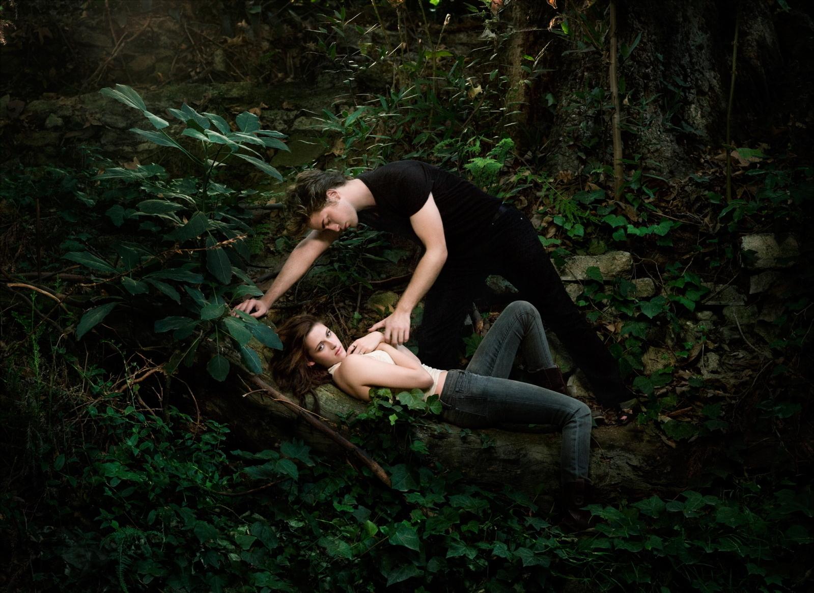 Edward and Bella(Twilight)