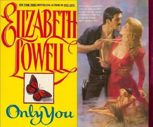 Historical Romance wallpaper possibly with a sign and anime called Elizabeth Lowell