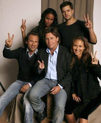 Emilio Estevez,Christian Slater,Joshua Jackson,Joy Bryant,Svetlana Metkina