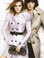 Emma Watson in Burberry Spring/Summer Campaign - emma-watson photo