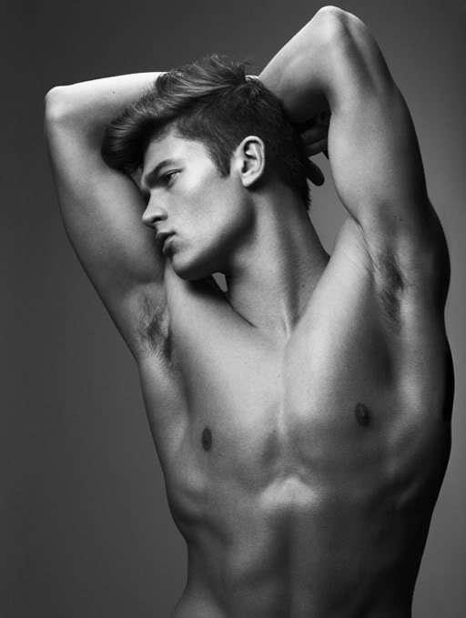 Male Models Eugan Bauder