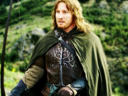Faramir wallpaper with a surcoat titled Faramir