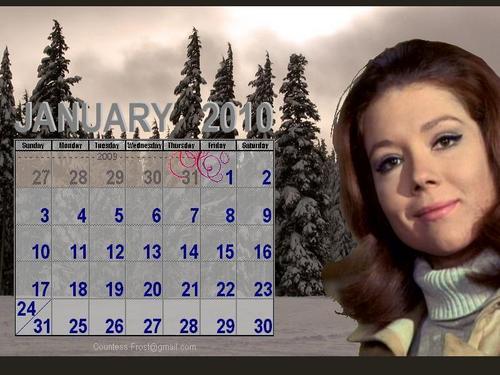 January 2010 Emma (calendar)