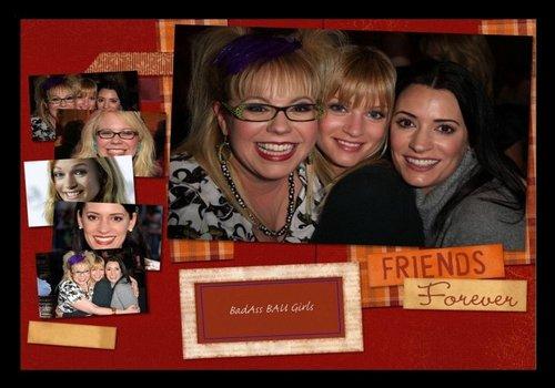 "Jennifer ""JJ"" Jareau fondo de pantalla probably with a newspaper and anime titled friends Forever"