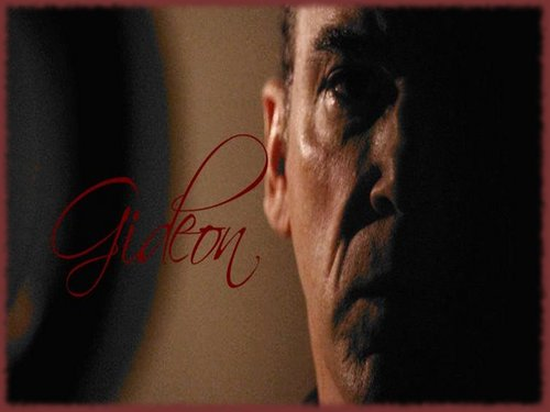 Jason Gideon wallpaper probably with a sign titled Gideon