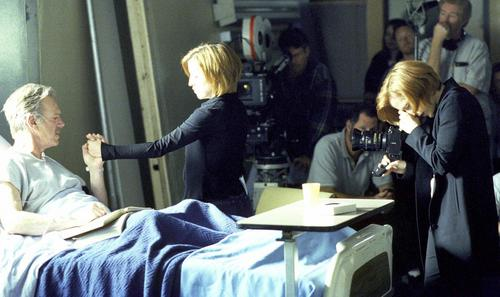 Gillian Directing All Things