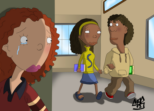 Ginger Watches Darren and Simone Heartbroken