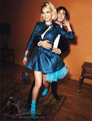Glamour Magazine PhotoShoot-Chace