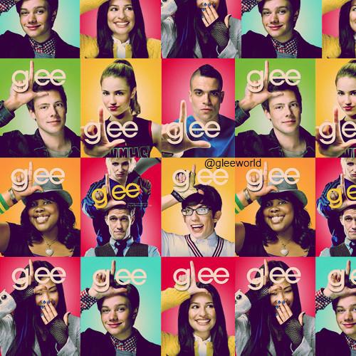 glee Cast*