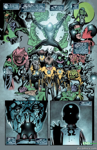 Green Lantern Origin - green-lantern Photo