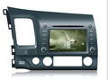 HONDA civic, special Car DVD player , 7 inch HD screen, GPS+ipod+rds+bluetooth - honda photo