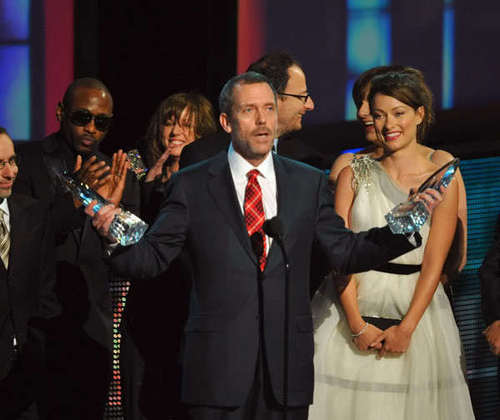 HOUSE @ People Choice Awards - January 6 - 2010 -