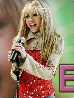 Hannah and Miley ;)