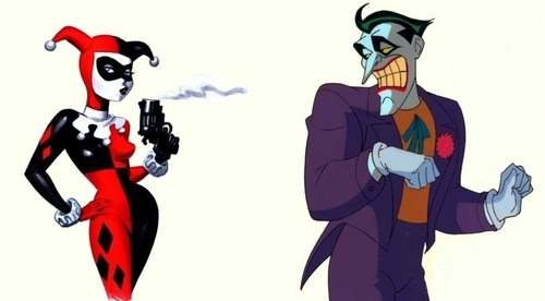 Harley and The Joker ^_^