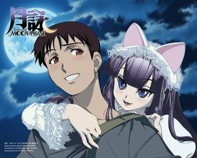 Moon Phase Hazuki and Kouhei