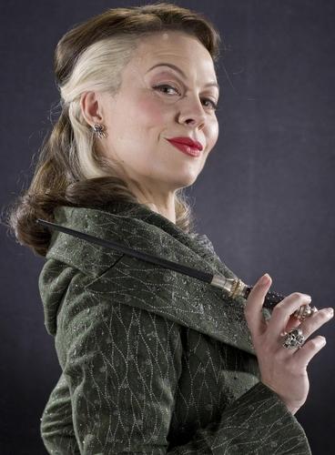 Helen McGrory