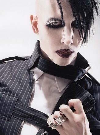 Hot Marilyn Manson
