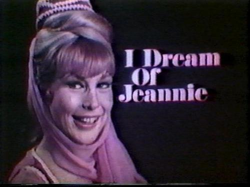 Tôi mơ về Jeannie