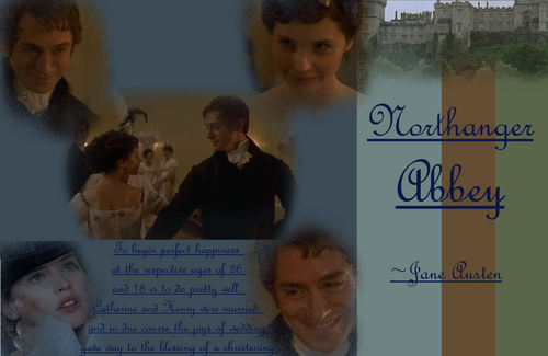 In amor at Northanger