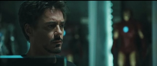 Iron Man The Movie wallpaper entitled Iron man 2 trailer pic