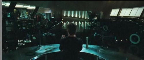 Iron Man The Movie 壁纸 titled Iron man 2 trailer pic