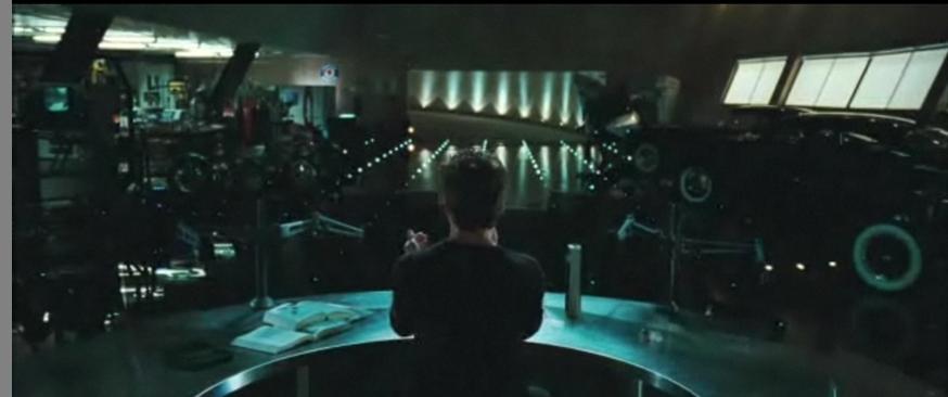 Iron man 2 trailer pic