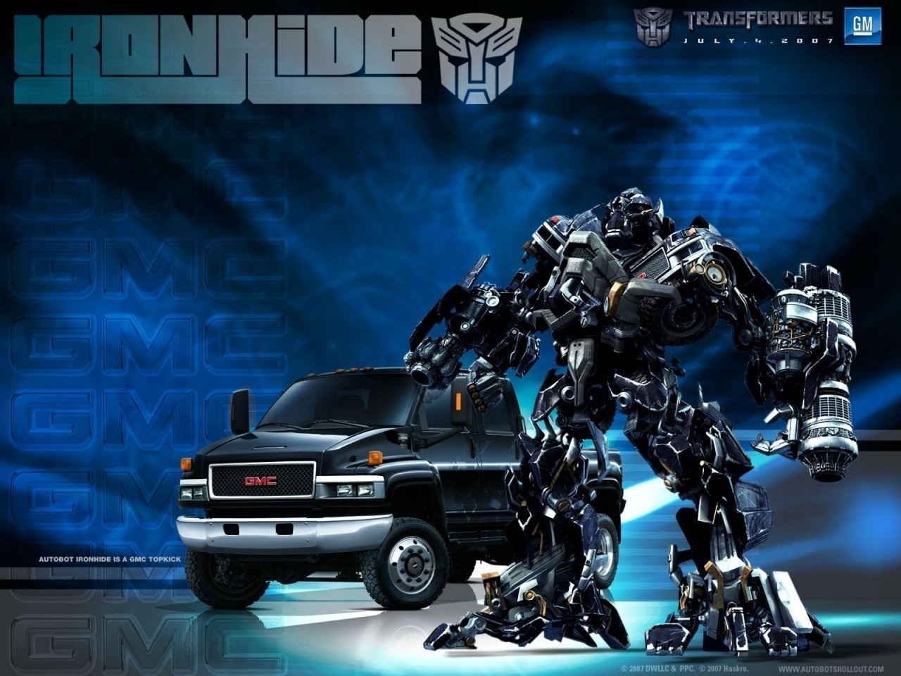 ironhide transformers images ironhide hd wallpaper and background