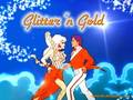Jem &amp; The Holograms Glitter 'n' Gold