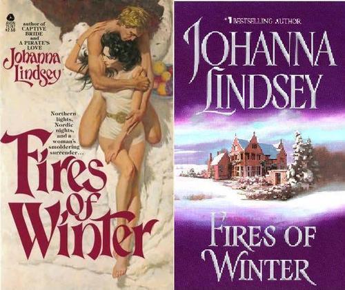 Johanna Lindsey - Fires of Winter