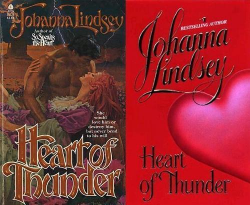 Johanna Lindsey - tim, trái tim of Thunder