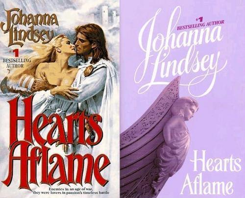 Johanna Lindsey - Hearts Aflame