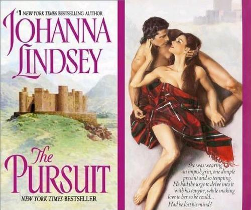 Johanna Lindsey - The Pursuit