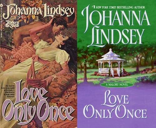 Johanna Lindsey - upendo Only Once