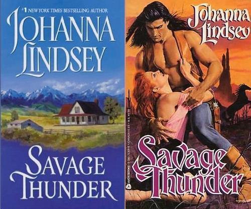 Johanna Lindsey - Savage Thunder